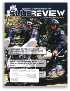Attorney Melissa P. Hunter and Andrew J. Rutens Blue Review Article